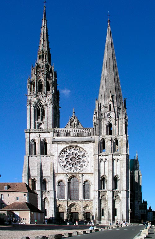 Доклад архитектура средних веков 3472