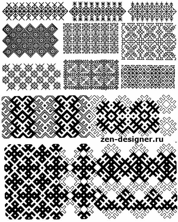 Схемы простейших сетчатых