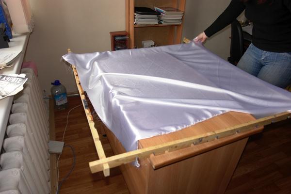 Ткань для батика