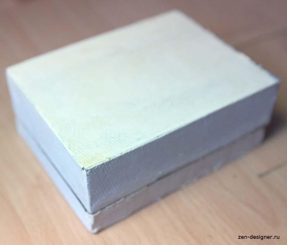 Фото как сделать шкатулку для украшений своими