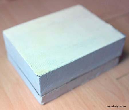 как сделать шкатулку для украшений своими руками коробки