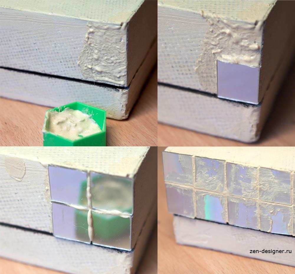 Как своими руками сделать шкатулку для украшений